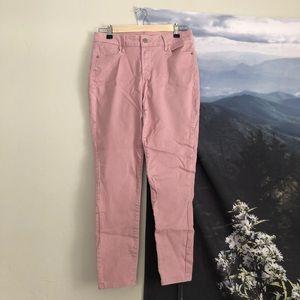 Old Navy Pink Rockstar Jeans